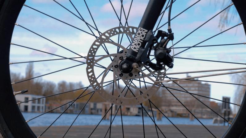 Analog Motion AM1 e-bike brakes