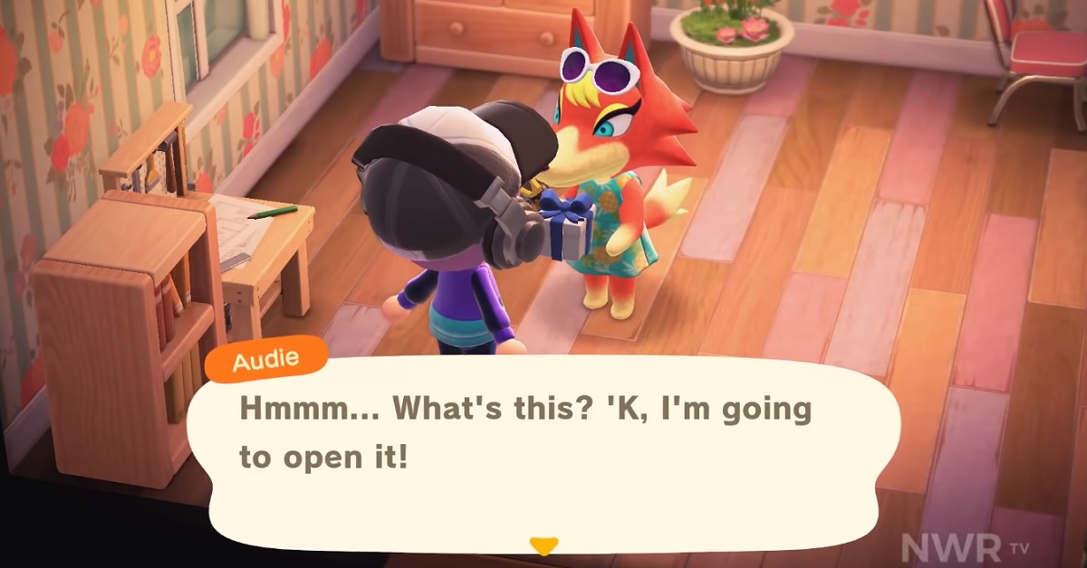 Nintendo Might Have Put Animal Crossing Grandma In New Horizons