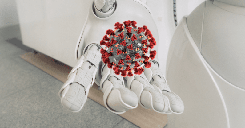 Why AI might be the most effective weapon we have to fight COVID-19
