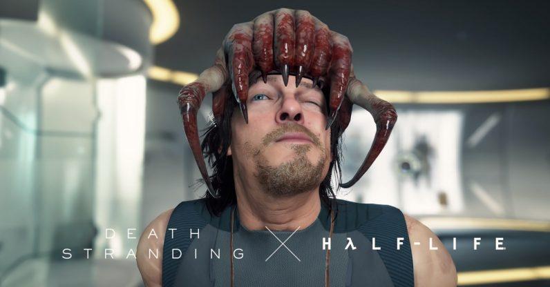 Death Stranding Half Life Crossover Image