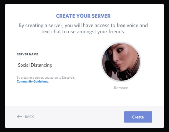 How To Create A Server On Discord?