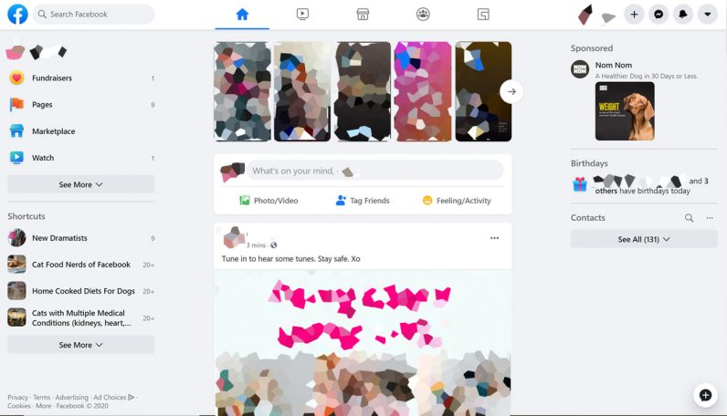 How to make the switch to Facebook's new design right now