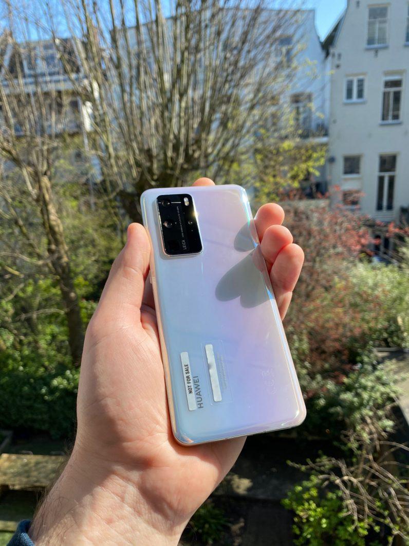 Huawei P40 Pro read shot aesthetic