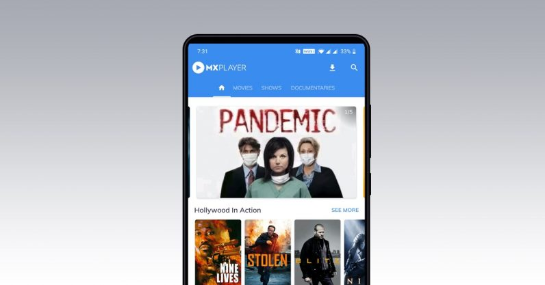 India's leading video streaming service MX Player expands to US, UK, and Canada