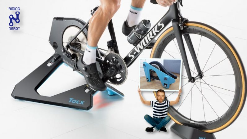 Smart trainers have made cycling indoors far less shit
