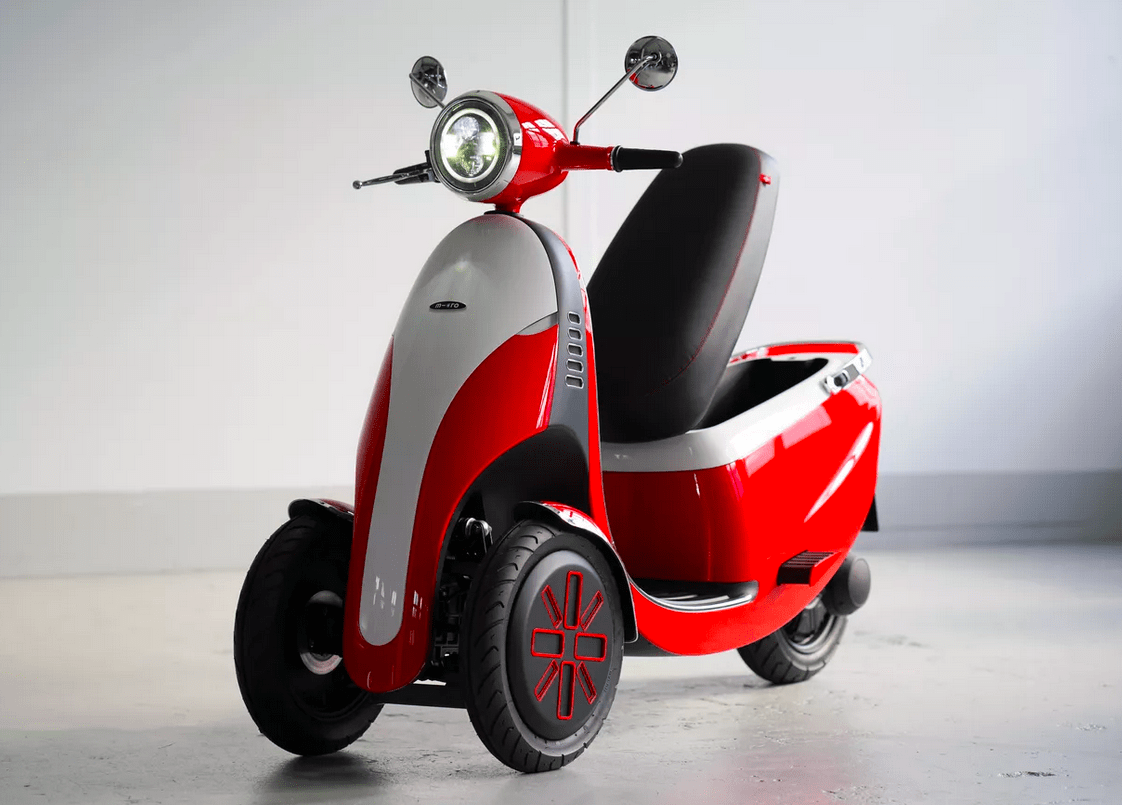 Micro, microletta, ev, bike, trike, motorbike
