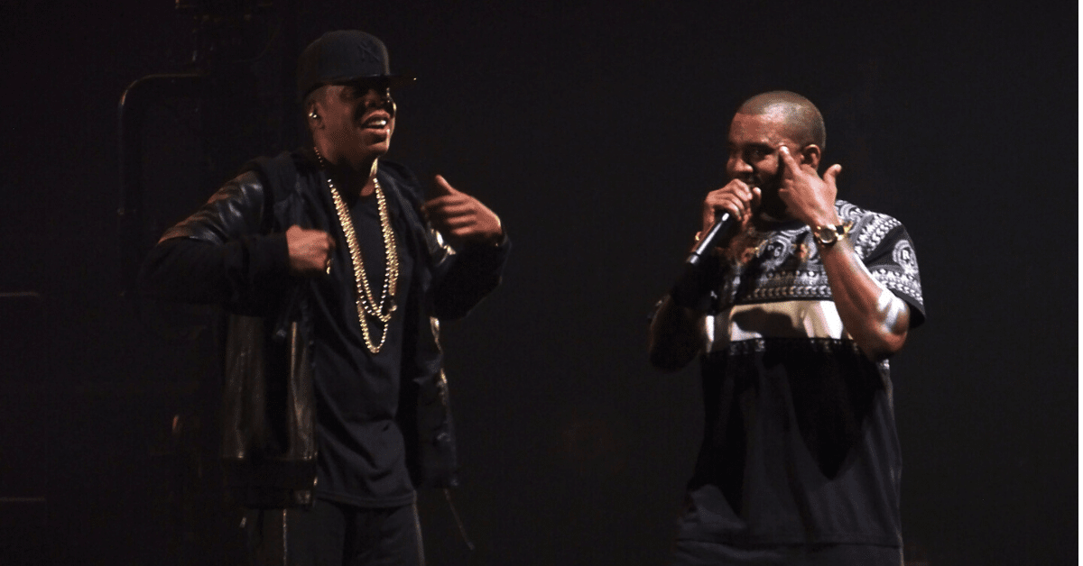 Jay-Z and Kanye West helped inspire the AI upstart
