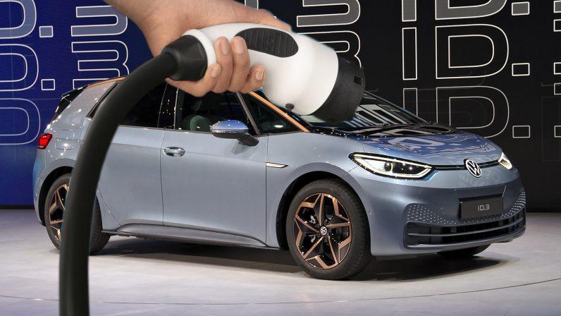 VW, V2g, vehicle to grid, power, electricity, ev, future