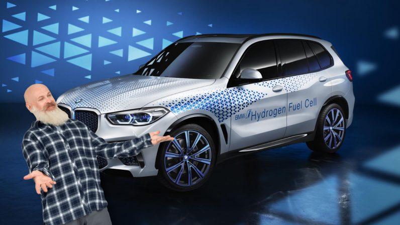 bmw, hydrogen, fuel, cell, car, ev, bev, fhev, future.
