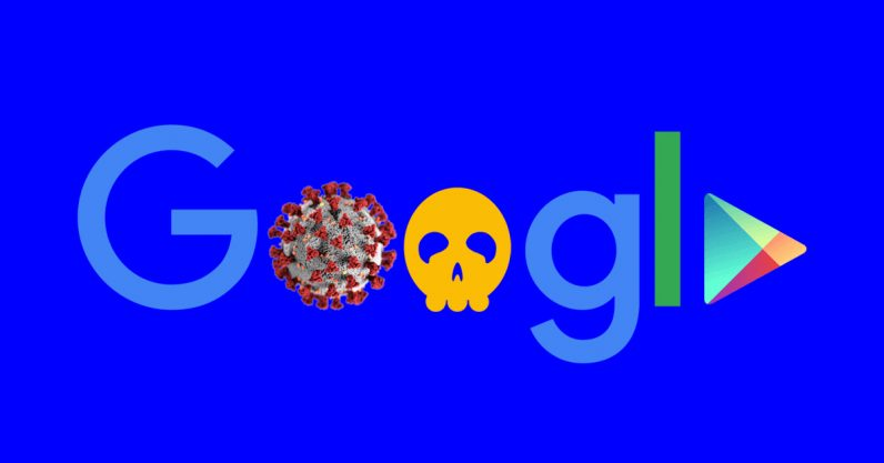Roses are red, violets are blue, Google wants that sweet coronavirus ad money too