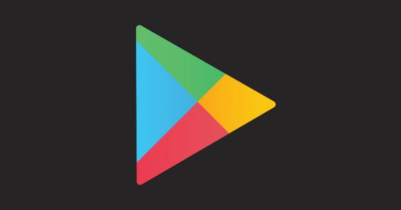google, play, store, dark mode