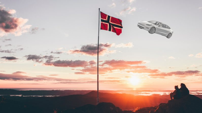 norway, electricity, plane, 2040, plans, commercial, domestic, ev, future