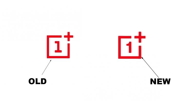 oneplus new logo line thickness