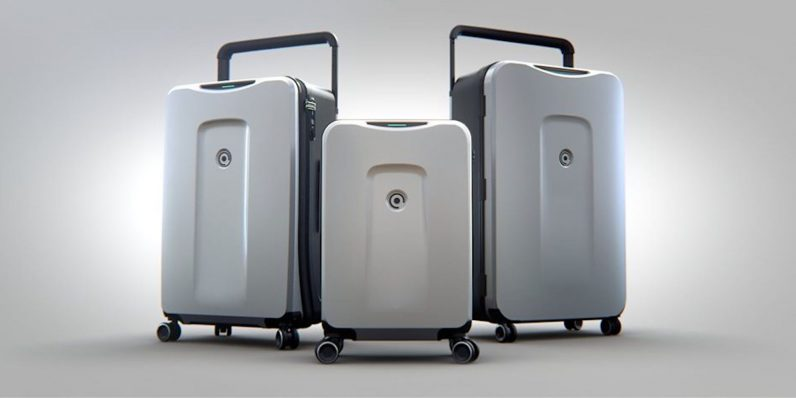 Plevo made luggage tech-cool. You've gotta see what their smart bags can do.