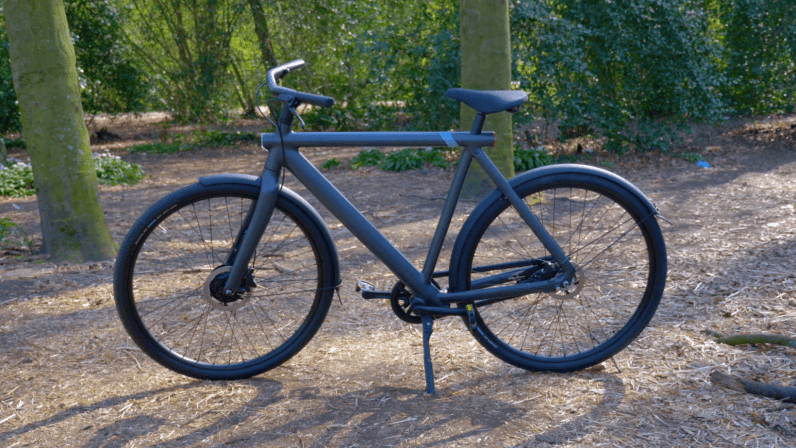 The glorious new electric bike
