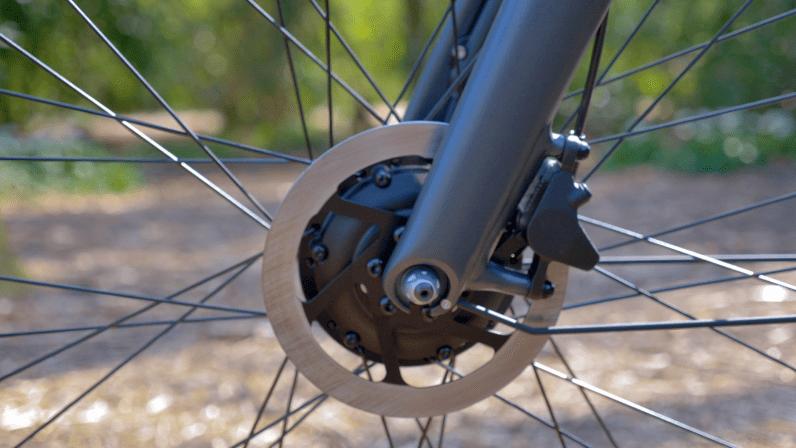 VanMoof S3 brakes
