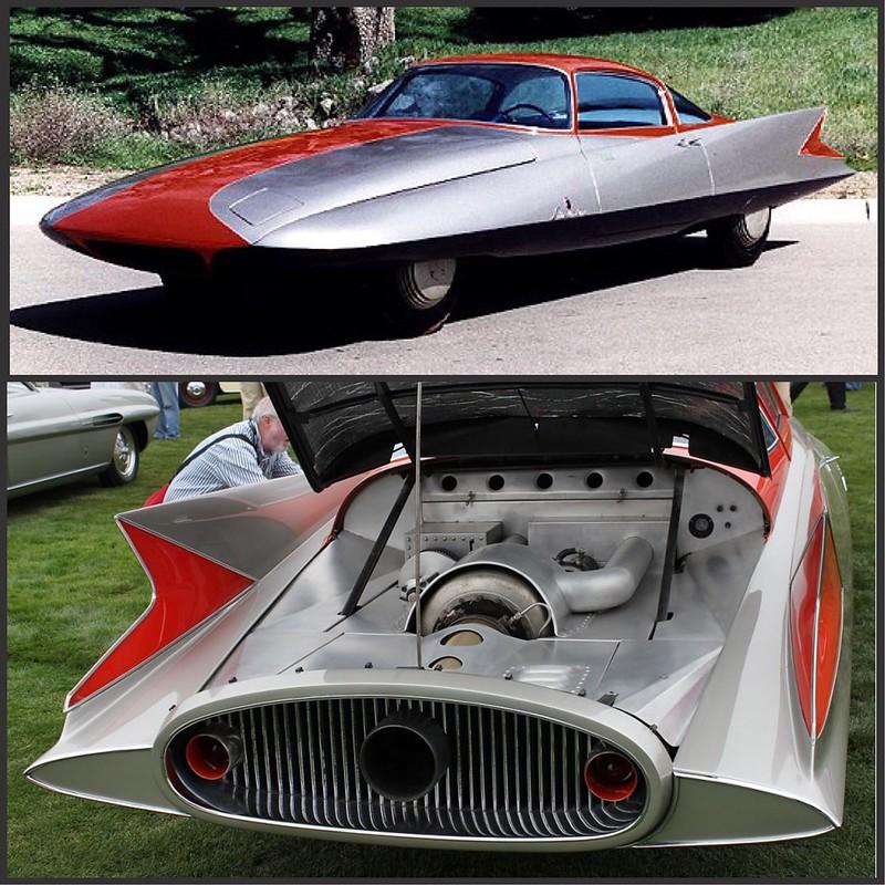 concept car, Ghia, jet, power
