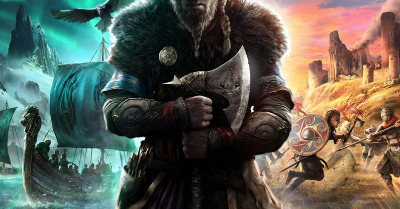 The next Assassin's Creed game is a Viking adventure called Valhalla