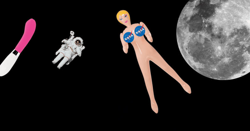 We might need to launch sex bots into space to keep astronauts 'company'