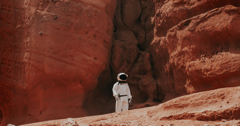 Scientists found bacteria inside rocks — here's what that could mean for life on Mars
