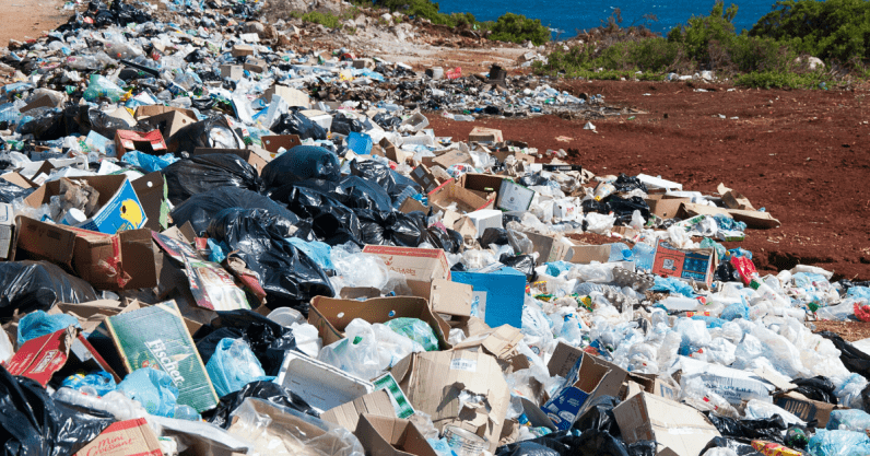 Chemical recycling could be the solution to plastic pollution