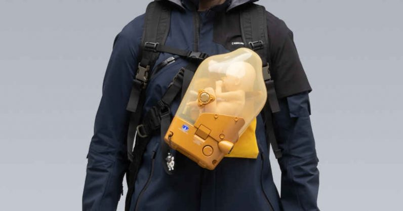 Who the heck bought the $1900 Death Stranding jacket?