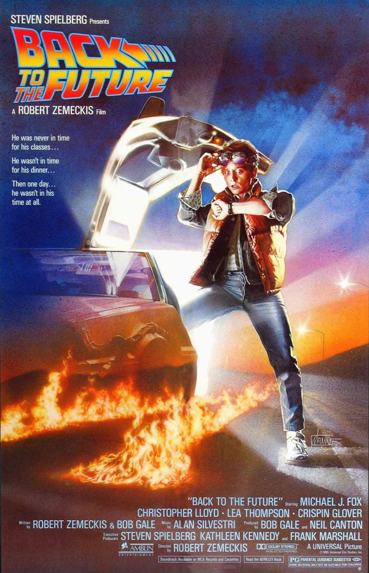 movie, post, back to the future