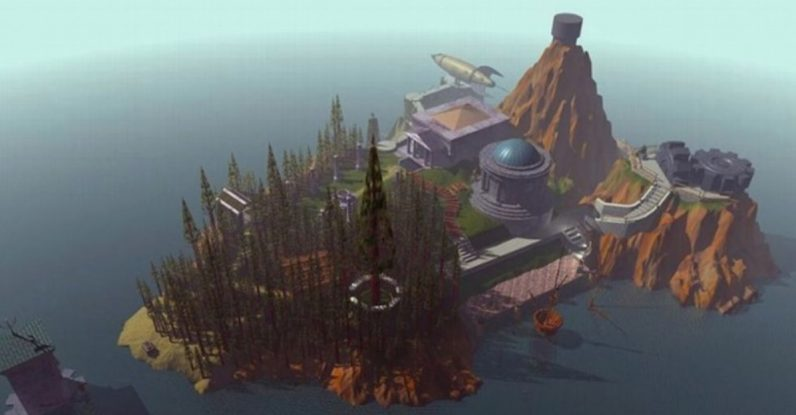Classic PC game Myst is getting a TV adaptation