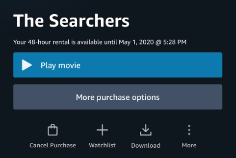 Amazon Prime now lets you buy movies on its iOS apps -- here's how