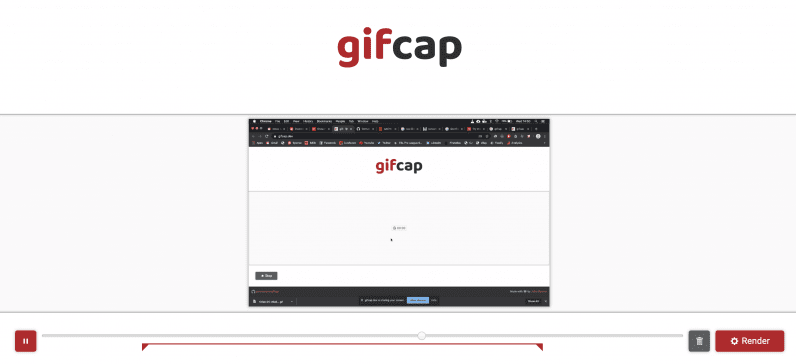 This handy tool lets you record GIFs straight from your browser