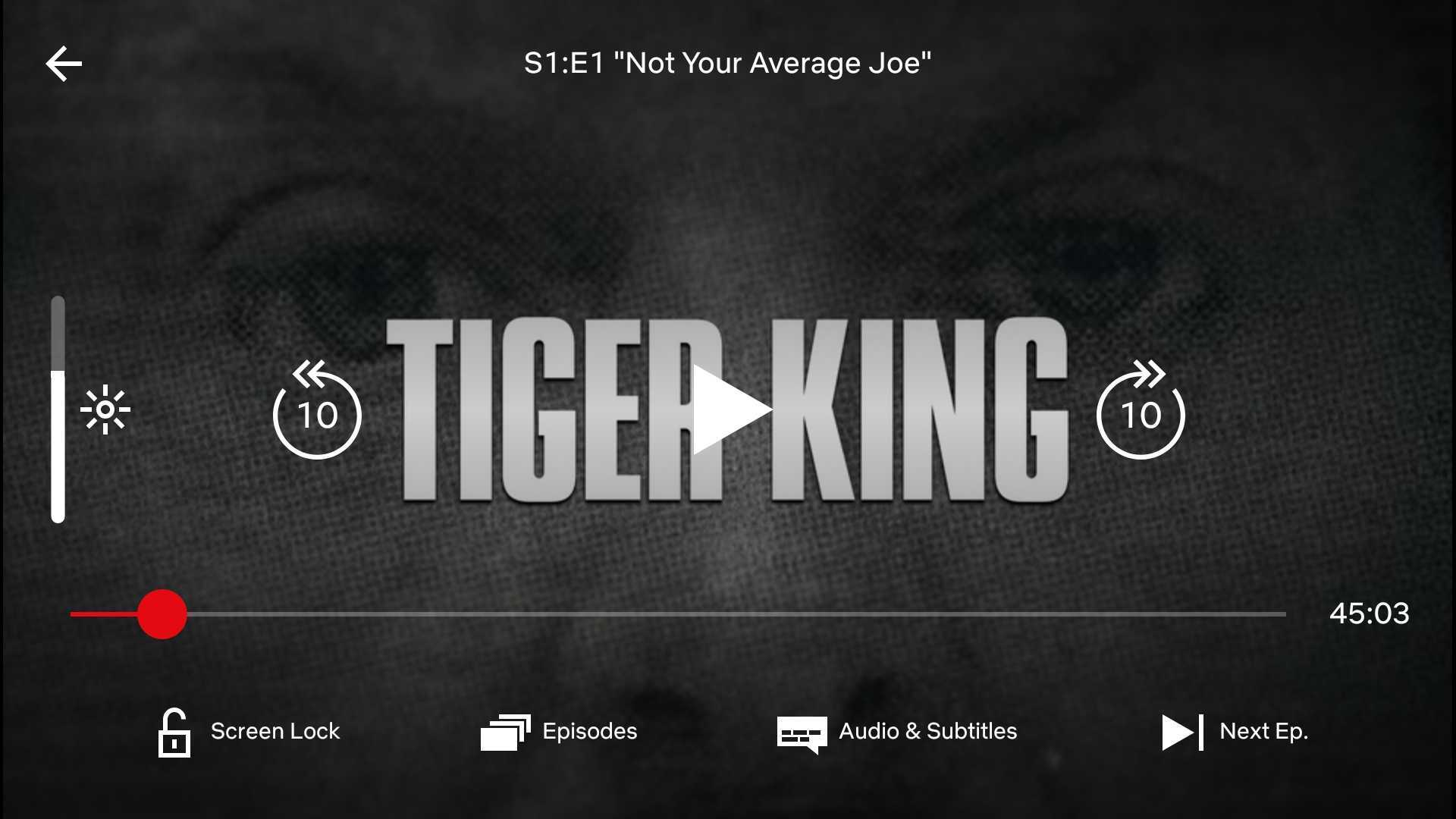 Screenshot 20200421 Android, aplicação, atualização, Netflix, streaming