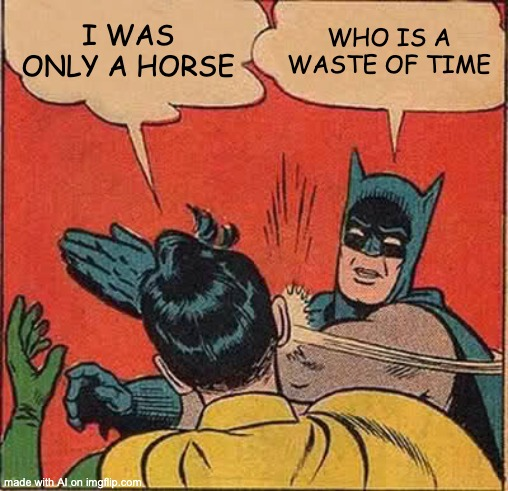 ai meme generator batman robin