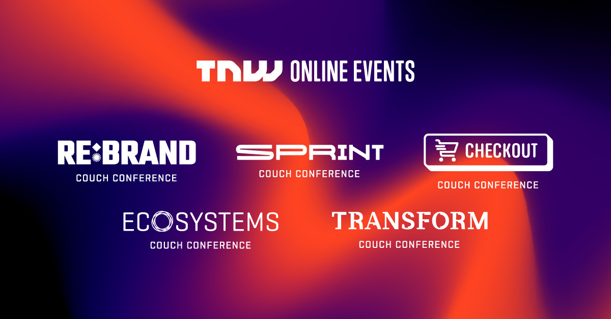 TNW Couch Conferences welcome tech experts to share strategies for the current crisis