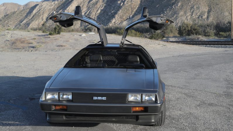The true, cocaine-fueled story behind Back to the Future's time-traveling DeLorean