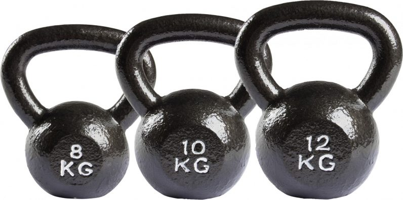 i can't buy a kettlebell