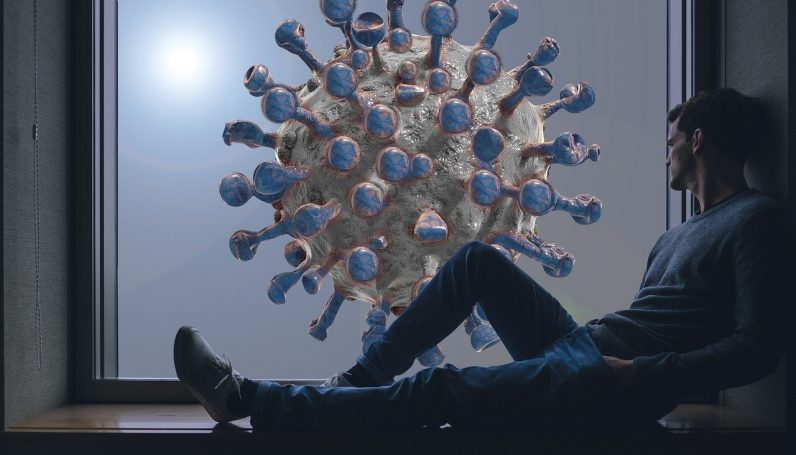 These coronavirus stock photos will make you want to stay at home