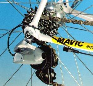 Mavic Zap, shifting, gears, france, bike, shifting, mech