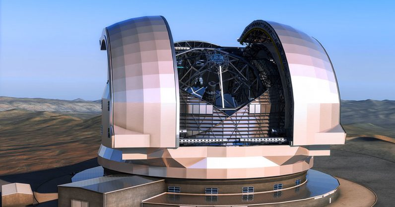 Extremely Large Telescope will reveal if alien worlds can survive the death of a star