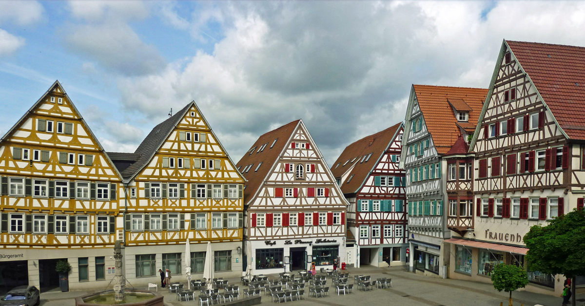 This German town replicated itself in VR to keep its tourism alive