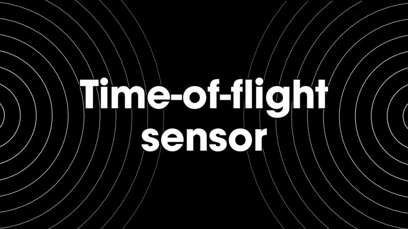 time of flight sensor