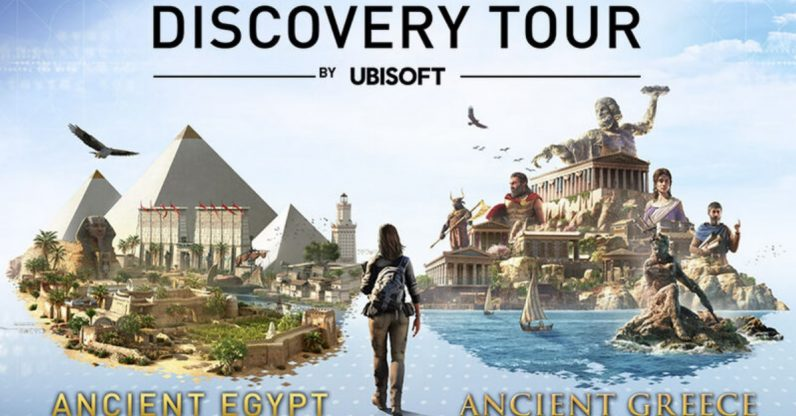 Ubisoft makes Assassin's Creed's educational 'Discovery Tours' free