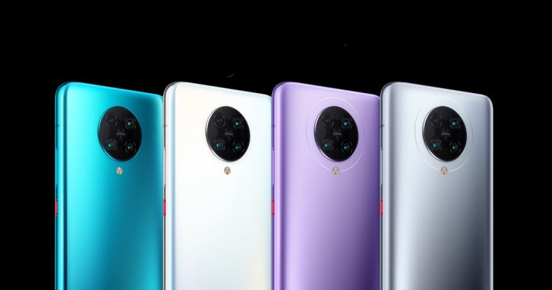 The Poco F2 Pro is the Xiaomi K30 Pro with a new name