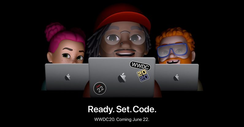 Apple's virtual Worldwide Developers Conference begins June 22