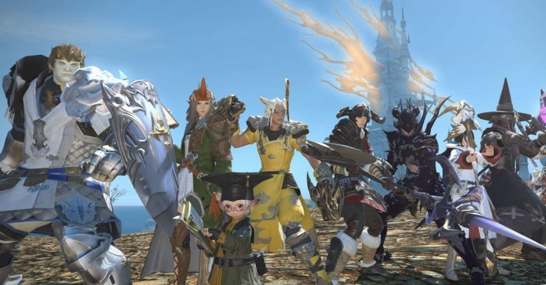 Final Fantasy XIV Online with 30 days of play time is free through 26 May: Here's how to get it ...