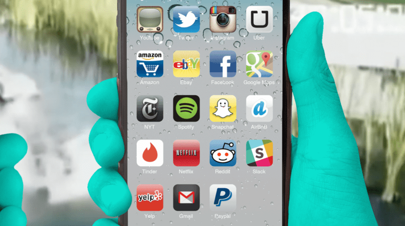 Icon Rewind is a time machine for your phone's app icons