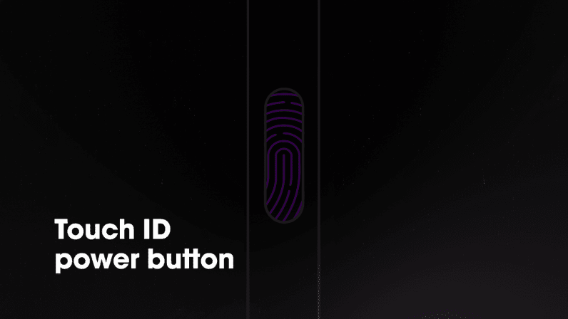 iphone 12 rumors touch id power button