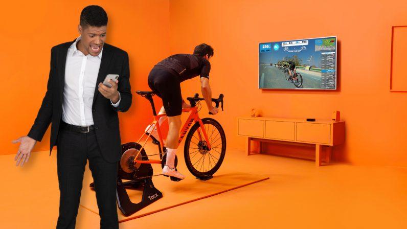zwift companion app wifi network wireless bike training indoors smart 796x448 Zwift companion app not working? Try this