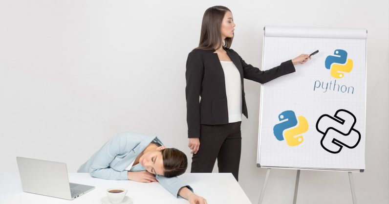 Python is great, but stop using it for every damn project