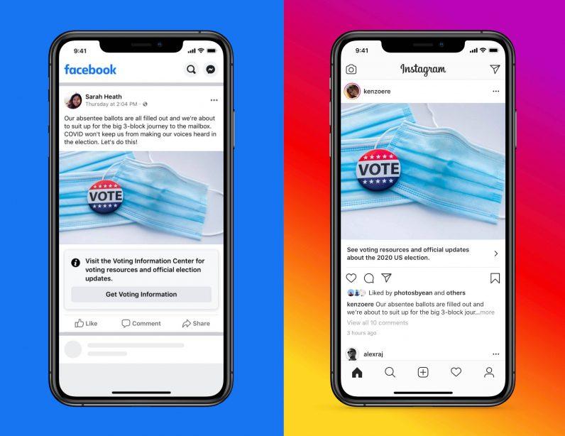 Facebook etiquetará las publicaciones de los políticos que violan sus políticas después de todo 1