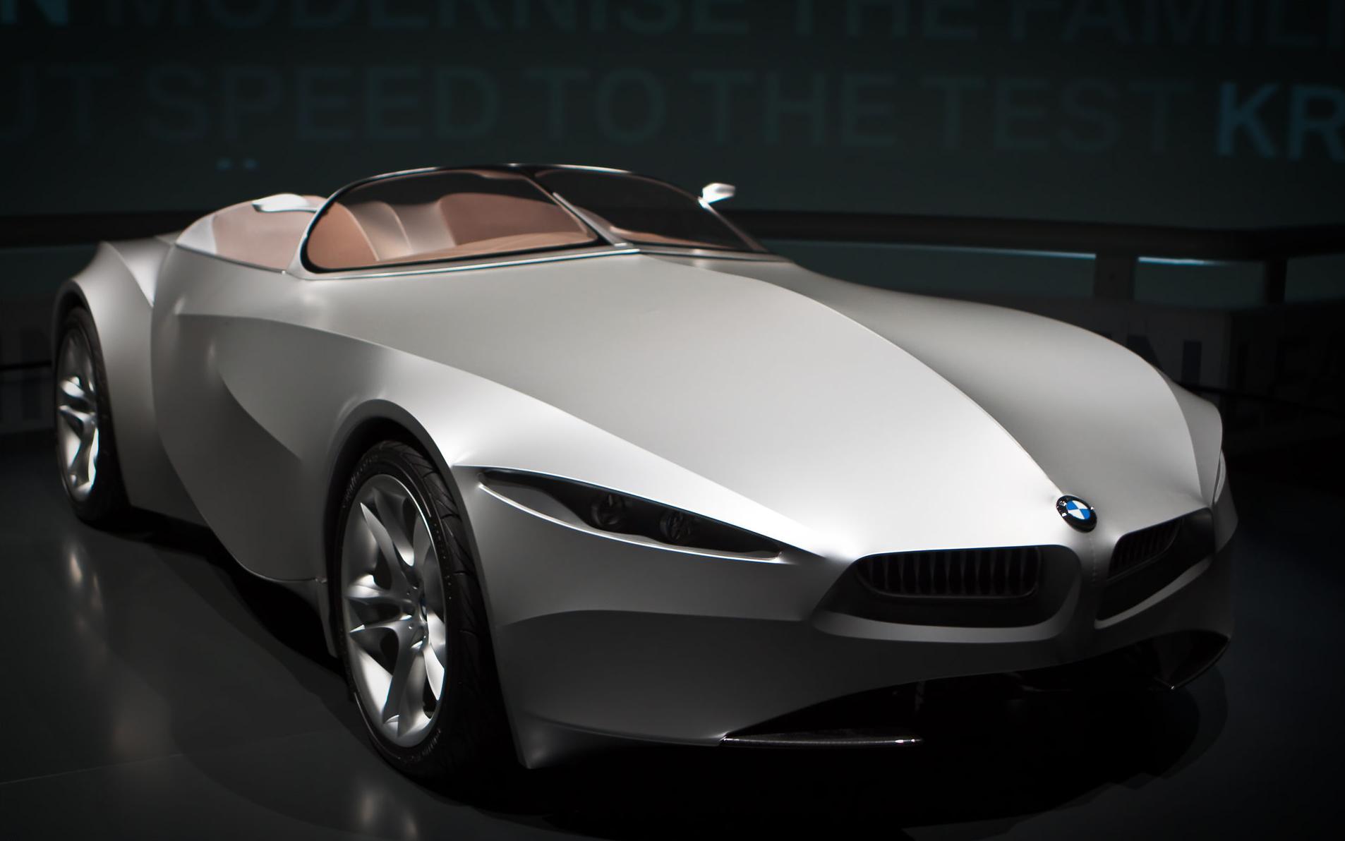 bmw, gina, shape shifting, car, future
